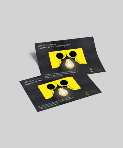 CSR Kampagne Lichtprojekt
